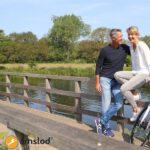 Gratis proefrit met een Amslod fiets